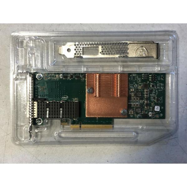 Intel 100HFA018LS Omni-Path Host Fabric Interface Adapter 1 Port PCIex8 New Bulk Packaging