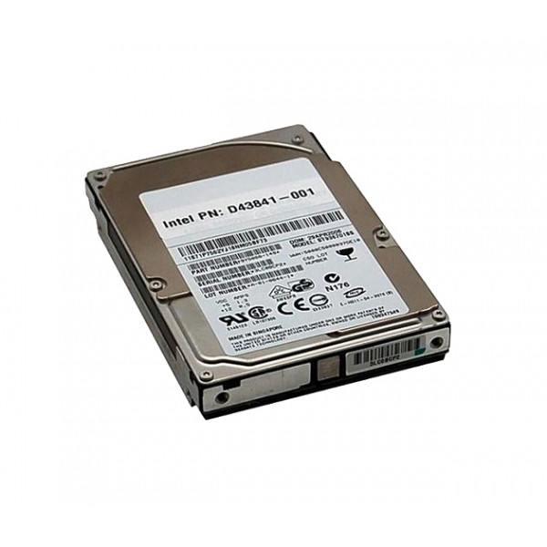 "Intel AB36SAS D43841-001 36GB 2.5"" SAS Hard Drive New Bulk Packaging"