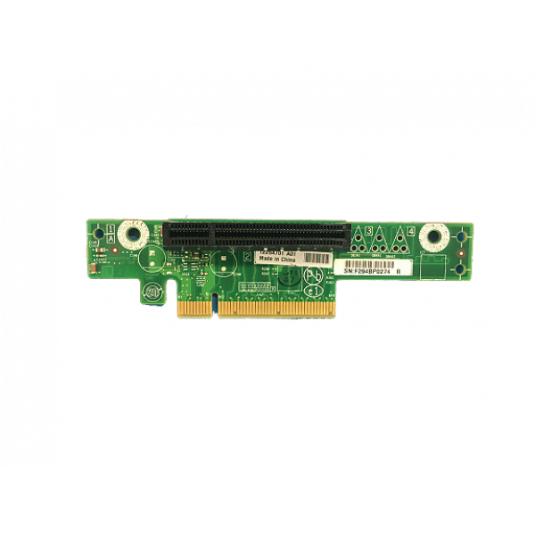 Intel AHJTPCIERISER Low Profile Half-Lenght PCI-Express x8 Riser Card New Bulk Packaging