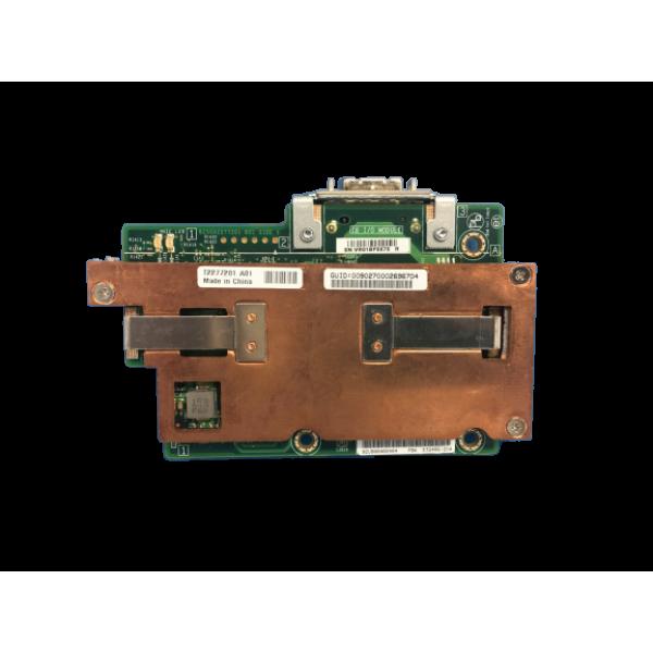 Intel AXXIBQDRIOMOD Single Port QDR InfiniBand I/O Module New Bulk Packaging