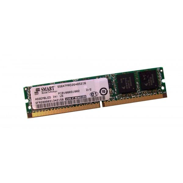 Intel AXXMINIDIMM512 512MB Mini DIMM Registered DDR2 For RAID Cache New Bulk Packaging