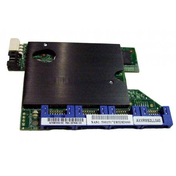 Intel AXXRMS2LL040 Integrated Server RAID Module, ...
