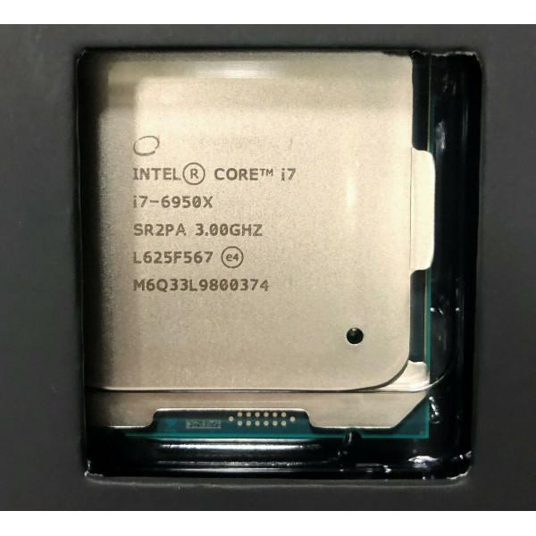 Intel BX80671I76950X SR2PA Core i7-6950X Processor Extreme Edition New Retail Box
