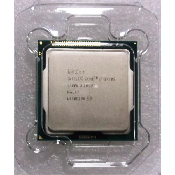 Intel CM8063701211900 SR0PN i7-3770S 8M Cache, up to 3.90 GHz New Bulk Packaging