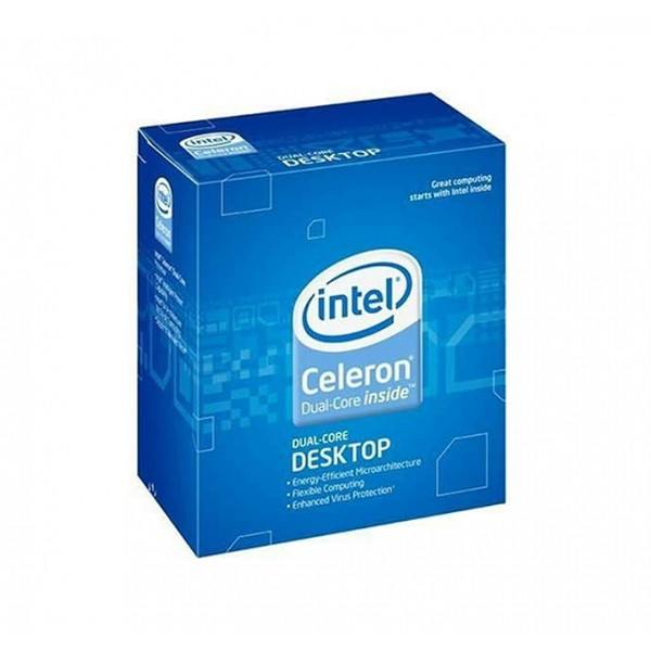 Intel BX80557E1400 SLAR2 Celeron 512K Cache 2.00 GHz 800 MHz FSB New Retail Box