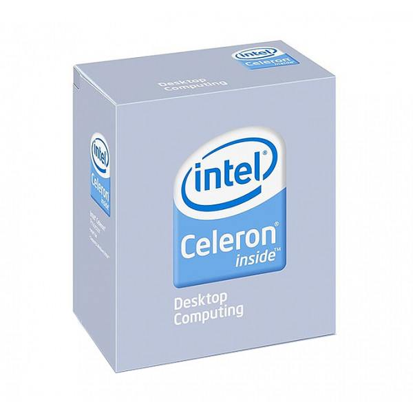 Intel Celeron Processor BX80557420 SL9XP 420 512K Cache, 1.60 GHz, 800 MHz FSB New Retail Box
