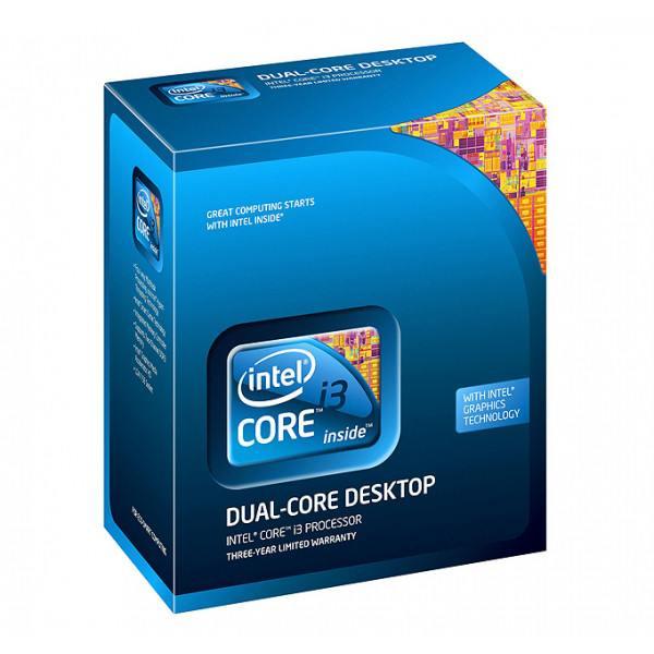 Intel Core i3-530 ProcessorBX80616I3530 SLBLR 4...