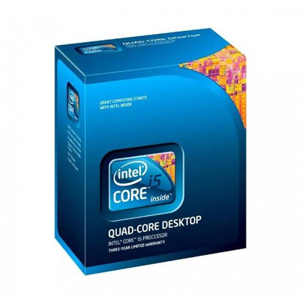 Intel Core i5-760 Processor BX80605I5760 SLBRP 8M Cache, 2.80 GHz New Retail Box