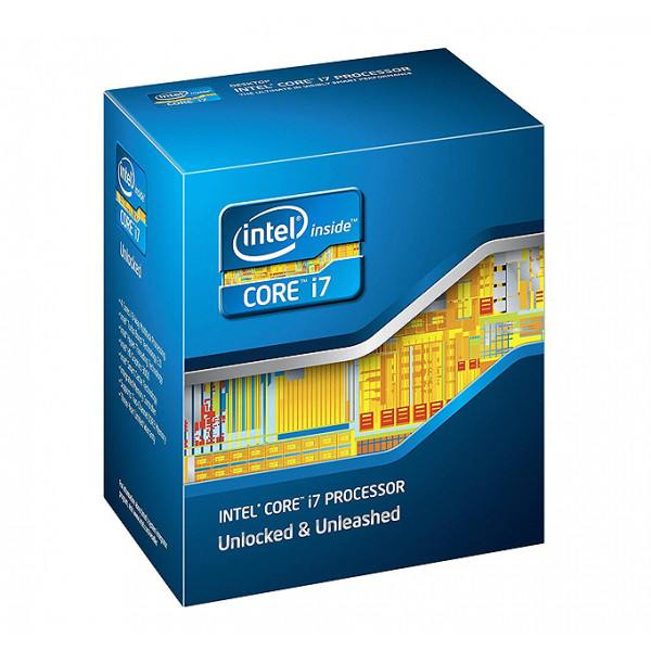 Intel Core i7-2700K Processor BX80623I72700K SR0DG 8M Cache, up to 3.90 GHz New Retail Box