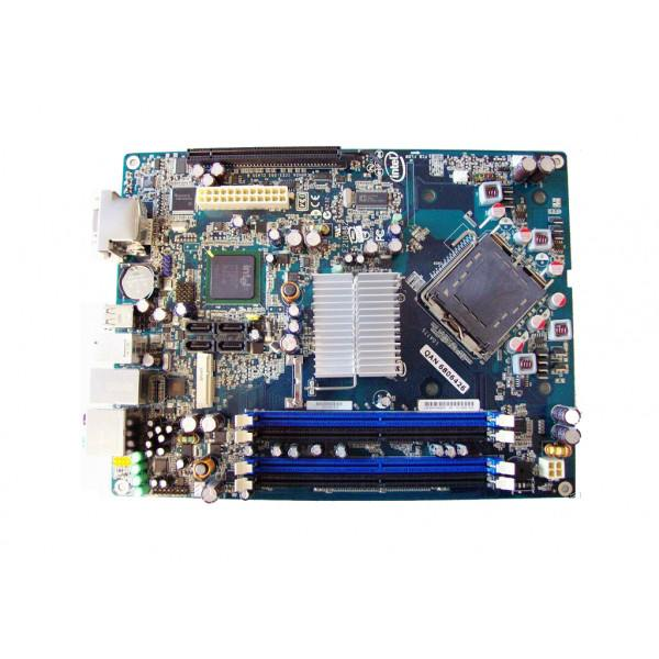 Intel DG965PZMKR picoBTX LGA775 DDR2 G965 Chipset Refurbished Board Only OEMXS # 0922116