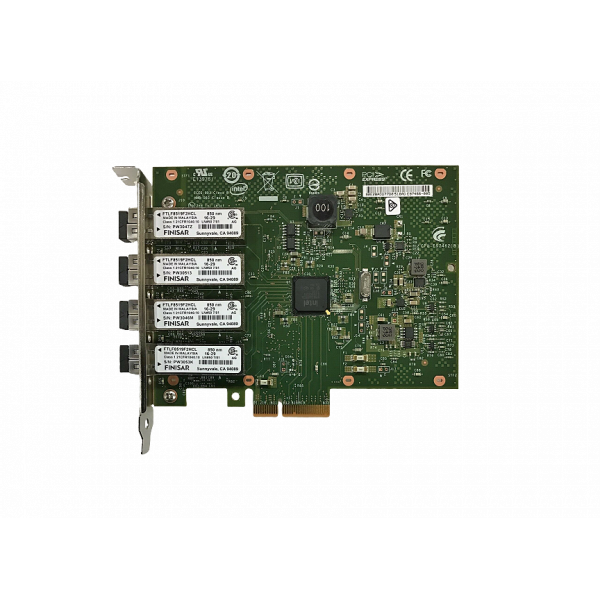 Intel E1G44HF Ethernet Server Adapter I340-F4 PCIe...