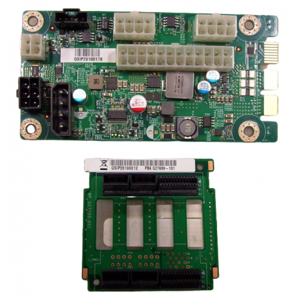 Intel FBP750PDB Power Distribution Board For R2000IP Chassis Family New Bulk Packaging