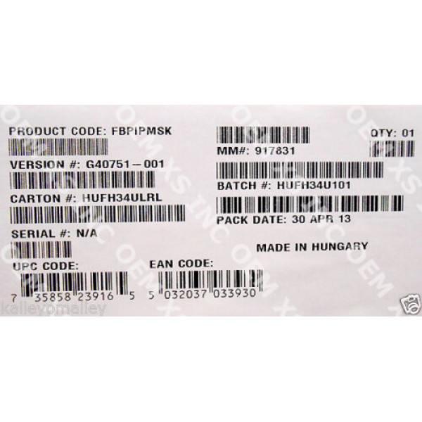 Intel FBPIPMSK Chassis Mechanical Maintenance Kit New Bulk Packaging