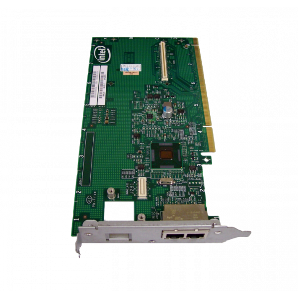 Intel FFCIORISER Dual Channel NIC And RMM Attach I/O Riser For Server S7000FC4UR New System Pull