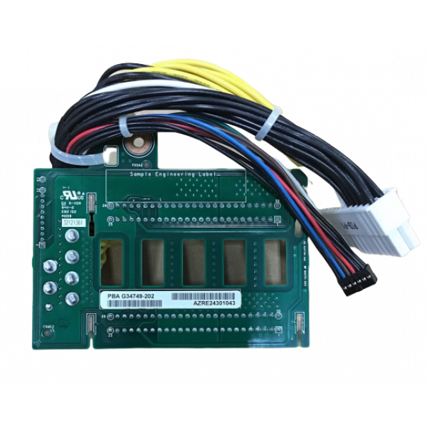 Intel FPDBSCPBHP Spare Power Distribution Board For Server Board S2400SC New Bulk Packaging