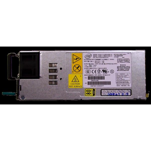 Intel FXX460GCRPS 460W Redundant Power Supply (Gol...