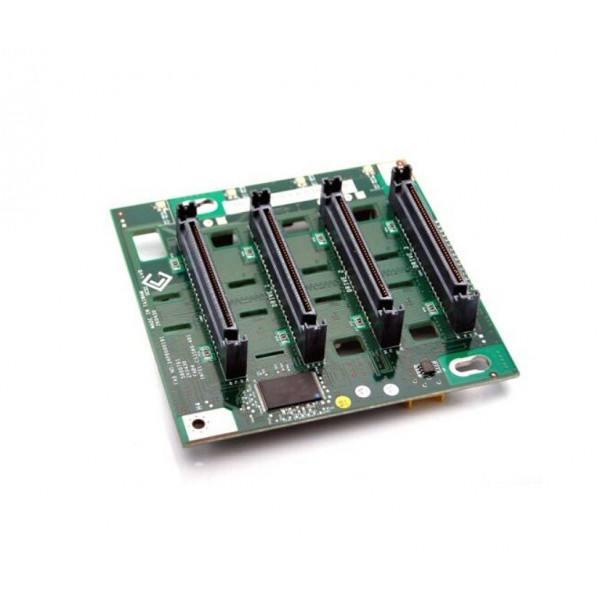 Intel FXX4SCSIBRD SC5300 4 Drive SCSI Backplane Board, New Board Only No Accessories