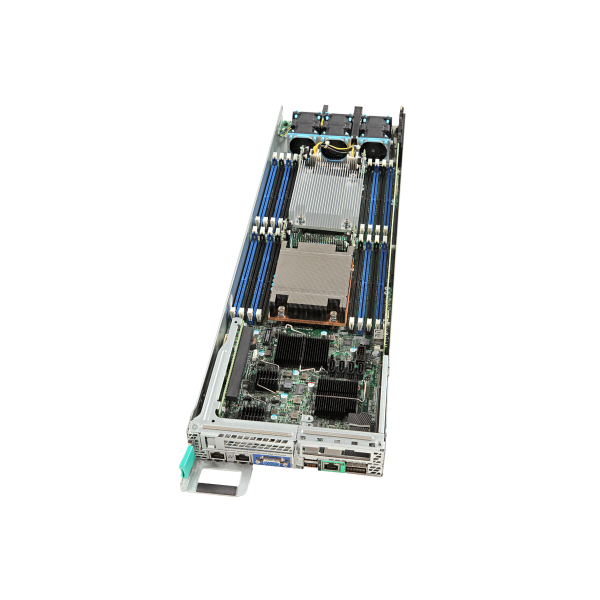 Intel HNS2600TPF Rack, Socket R3, 145 W Compute Mo...