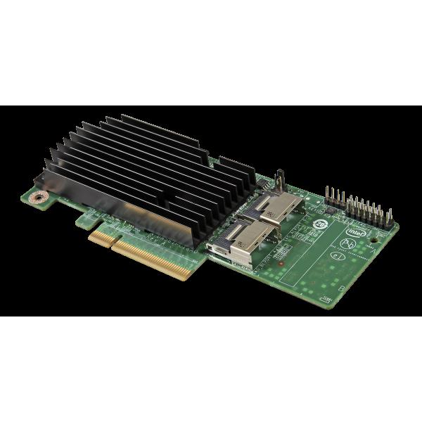 Intel RMS25KB080 PCIe x8 Gen2 Integrated RAID Modu...