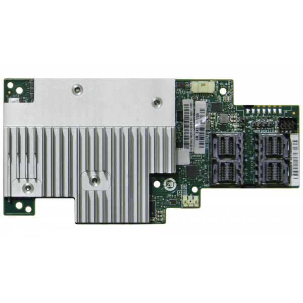 Intel RMSP3AD160F Integrated RAID Module New Bulk Packaging