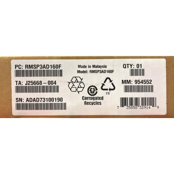 Intel RMSP3AD160F Integrated RAID Module New Bulk Packaging