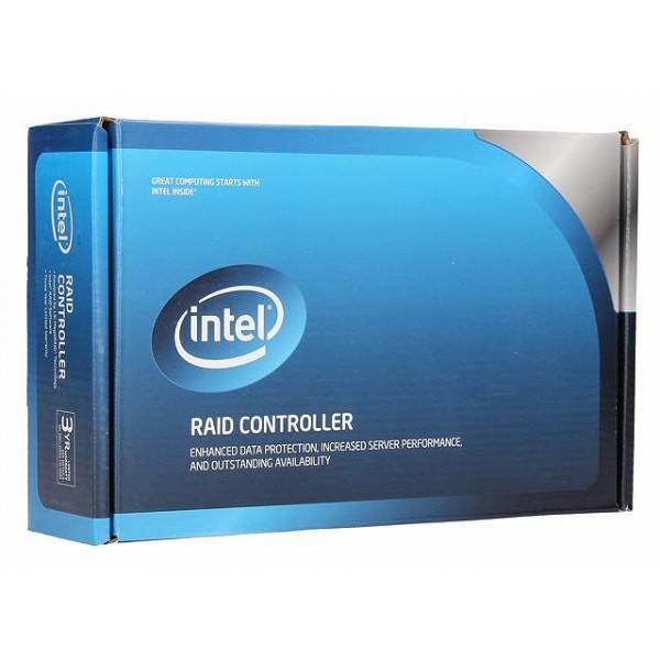 Intel RS25DB080 RAID Controller MD2, SAS/SATA, PCIe 3.0 New Retail Box