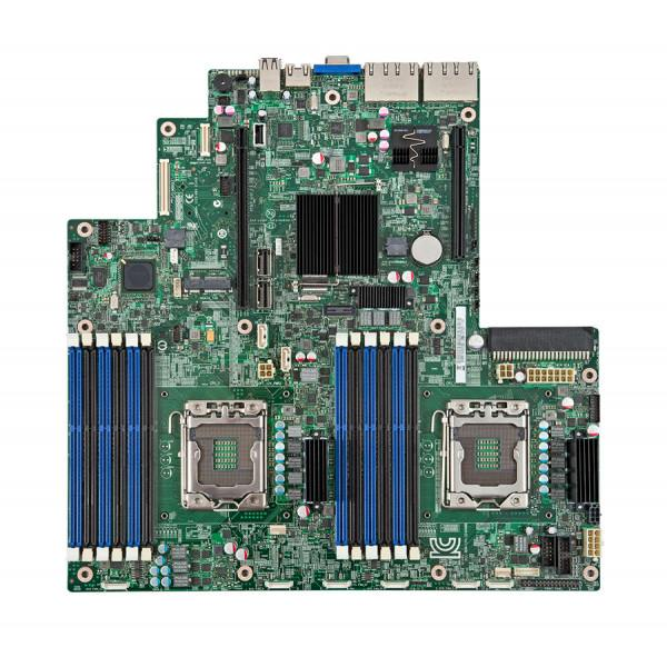 Intel S2400BB4 Server Board Rack, Socket B2, DDR3 ...