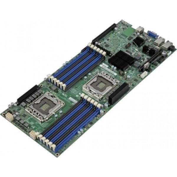 Intel S2400LP SG49117 Server Board 2U Rack, Socket...