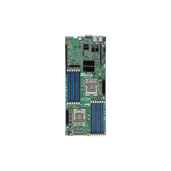 Intel S2400LPQ BBS2400LPQ SG58586 Server Board 2U Rack, 95W, DDR3 New Board Only