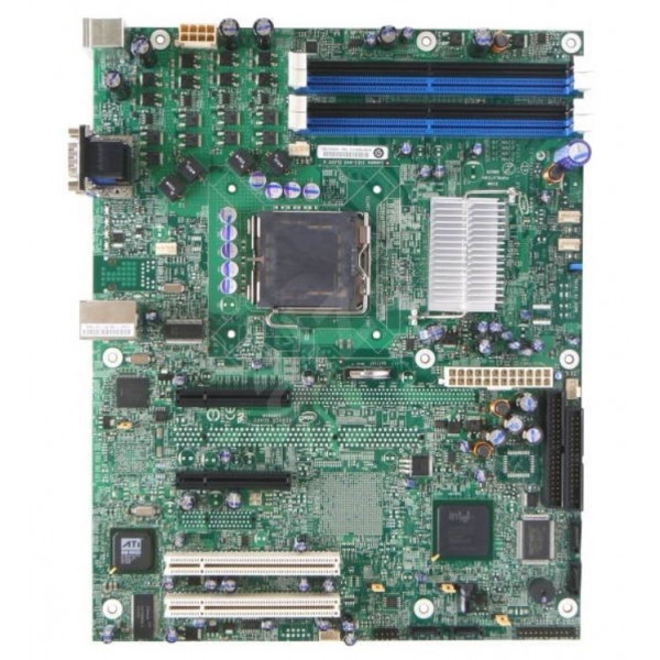 Intel S3000AHV Server Board ATX LGA 775 DDR2 667 R...