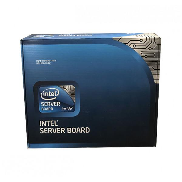 "Intel DBS2400EP2 S2400EP2 SSI CEB 12"" x 10.5"" 1U Rack Socket B2 New Retail Box"