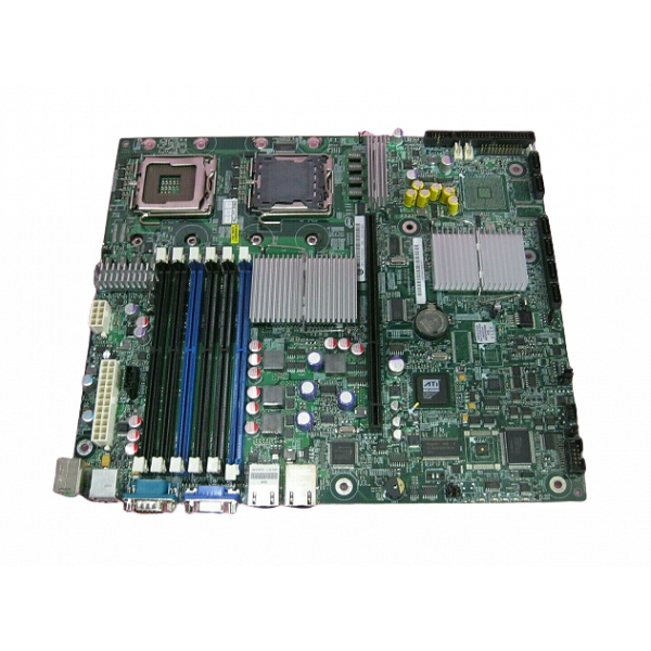 Intel S5000VCLR BBS5000VCLR LGA771 DDR2 Dual LAN Refurbished Board Only