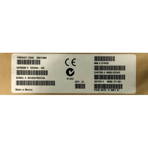 Intel Server Fibre Expansion Card SBEFCM4 MM# 874895 New Bulk Packaging