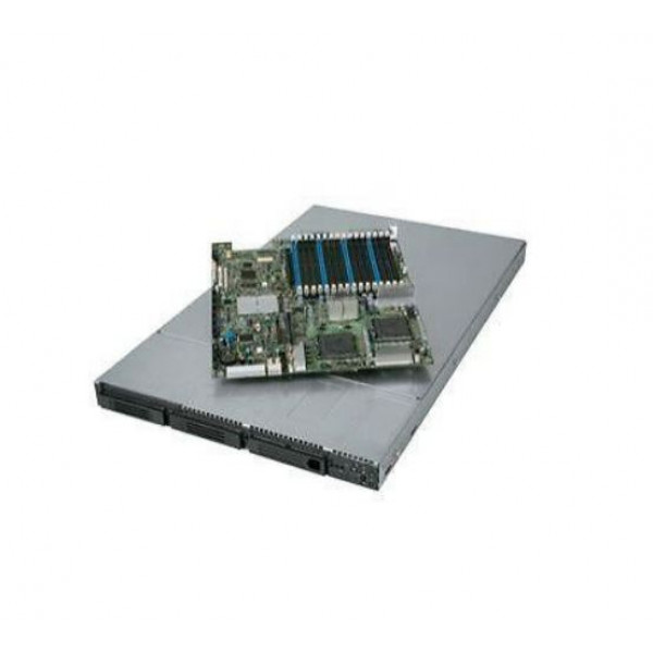 Intel SR1560SFHS SR1560SFHSNA 1U Server EM64T, VT ...
