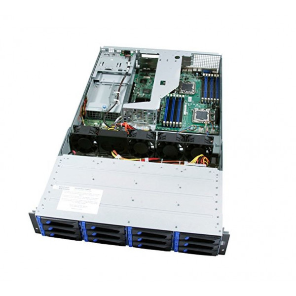 Intel SR2612URR Server System 2U Rack, LGA1366, 75...