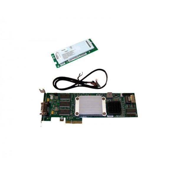 Intel SRCSAS144E SATA/SAS PCI-E RAID Controller Wi...