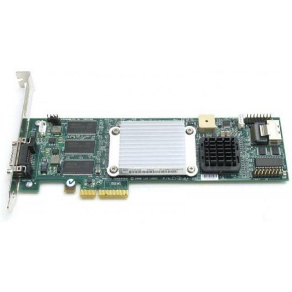 Intel SRCSAS144E 8-Port SATA/SAS PCI-E RAID Controller New Controller Only