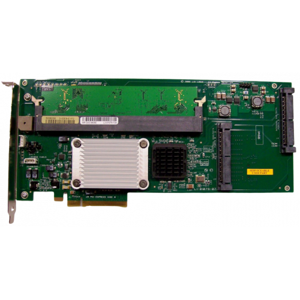 Intel SRCSAS18E SATA/SAS PCIe RAID Controller Test...