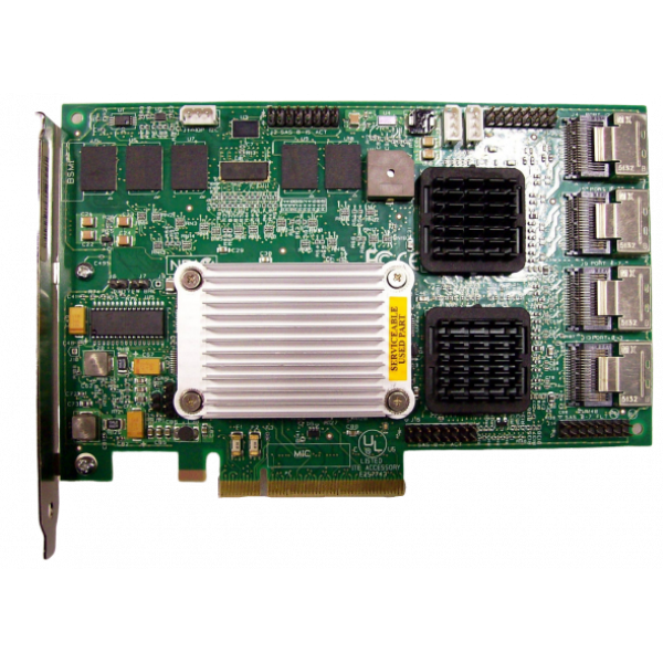 Intel SRCSASPH16I RAID Controller SAS/SATA PCI-e 8...
